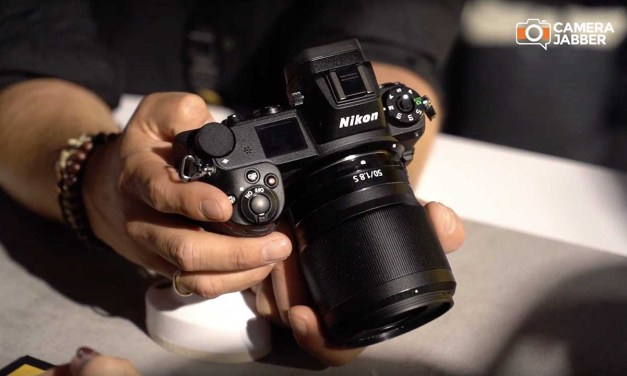Nikon releases firmware update for Z7
