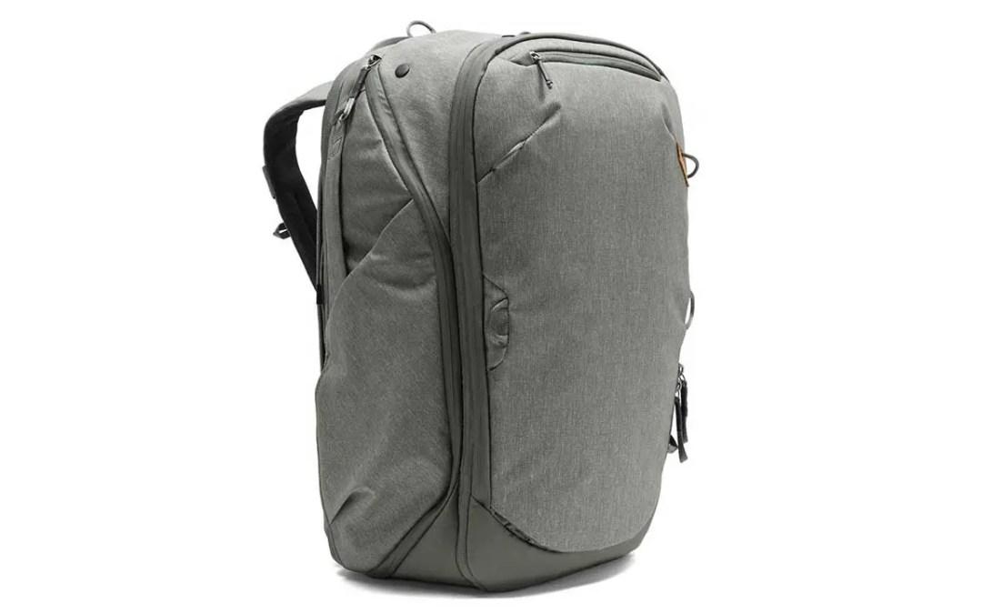 Peak Design Travel backpack 45L ready for pre-orders