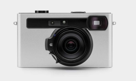 Pixii is a rangefinder with Leica mount that connects to your smartphone