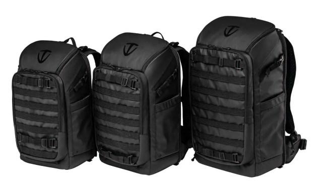 Tenba launches ultra-tough Axis camera backpack range