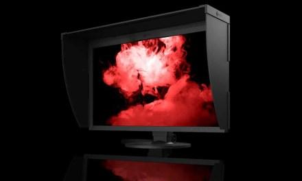 EIZO CG279X monitor set for January release