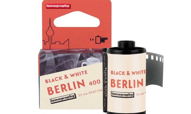 Lomography launches B&W 400 Berlin monochrome film