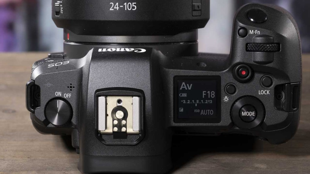 What is Canon Fv mode and how do you use it?