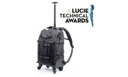 Vanguard wins Best Camera Bag at the LUCIE Awards