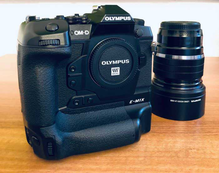 Olympus E-M1X images leaked online