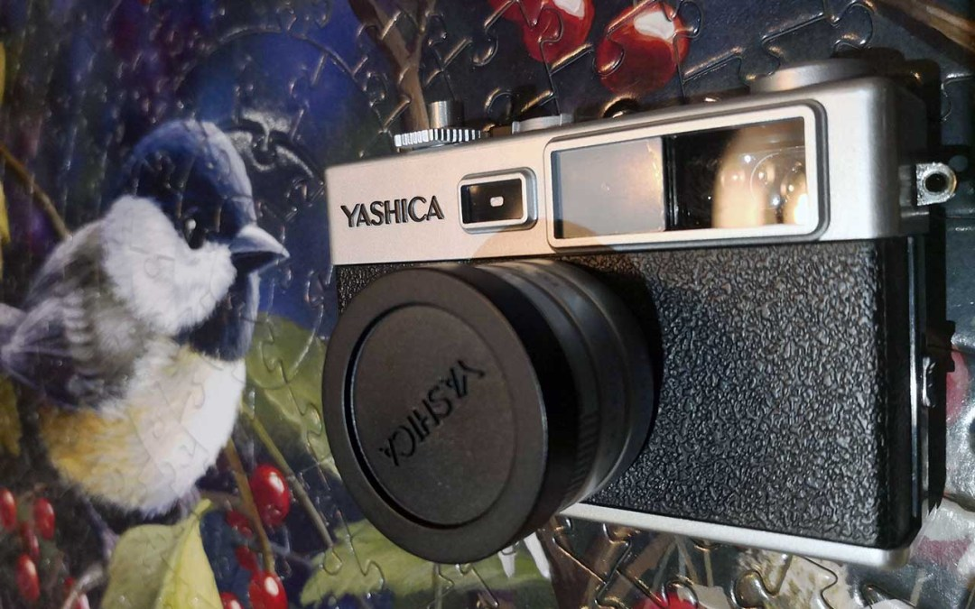 Yashica digiFilm Camera Y35 review