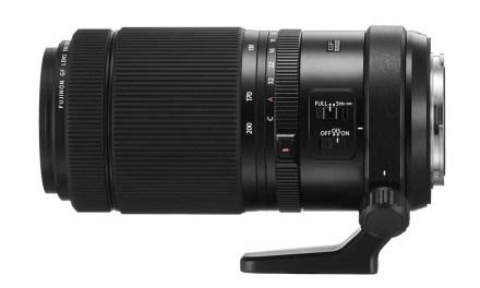 Fujifilm announces FUJINON GF100-200mm f/5.6 R LM OIS WR