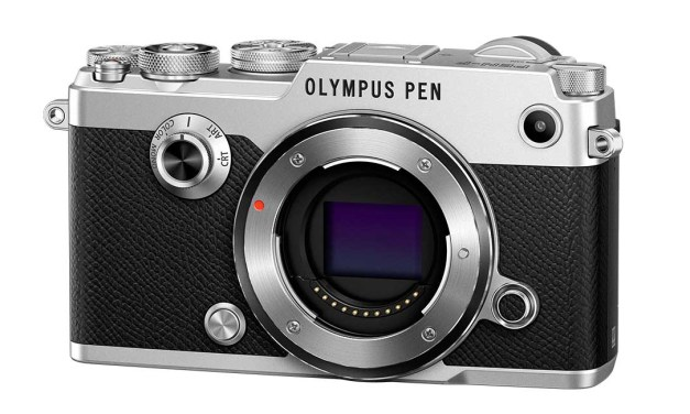 Olympus PEN-F officially discontinued