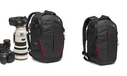 Manfrotto update the Pro Light RedBee backpacks