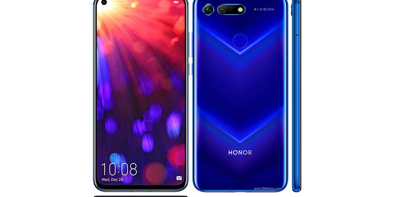 Honor debuts its 48MP View20 smartphone