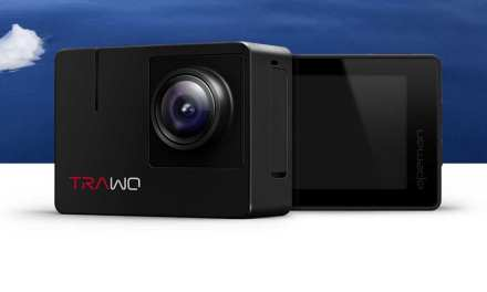 Apeman debuts TRAWO 4K Action Camera