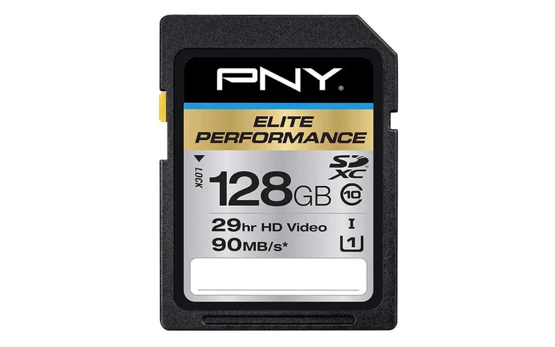 PNY Elite Performance U1 128GB