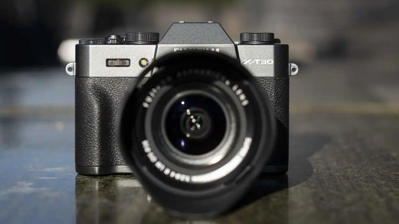 Fujifilm X T30 Announced Specs Price And Release Date