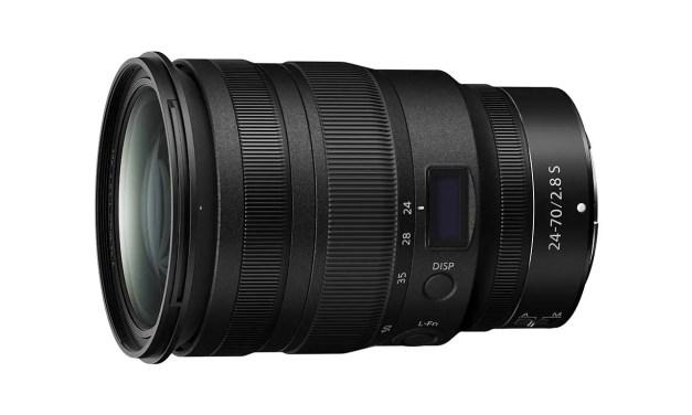Nikon announces NIKKOR Z 24–70mm f/2.8 S pro lens