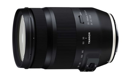 Tamron announces 35-150mm f/2.8-4, 35mm f/1.4, 17-28mm f/2.8 lenses