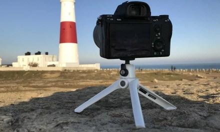 Vanguard releases VESTA mini tripod