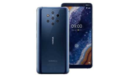 Nokia 9 PureView boasts five cameras and 240MP images