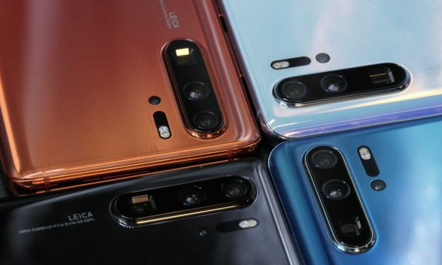 Huawei P30 Pro is DxO's top smartphone camera; Mate 20 Pro, P20 Pro are next