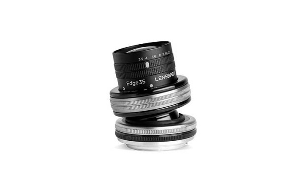 Lensbaby launches Edge 35mm wide-angle tilt lens