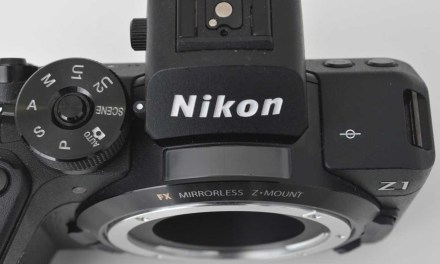 UPDATED: Nikon Z1 image leaked online was early Z6/Z7 prototype