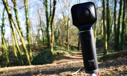 HumanEyes Vuze XR review