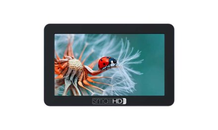 SmallHD launches FOCUS 5in on-camera monitor