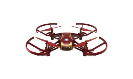 DJI announces Iron Man edition of Tello drone