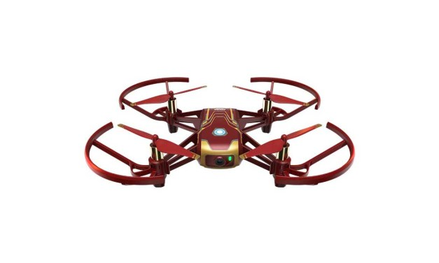 DJI announces Iron Man edition of Tello drone