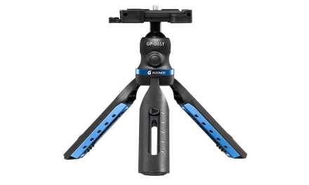 Gizomos launches GP-06ST Mini table top tripods
