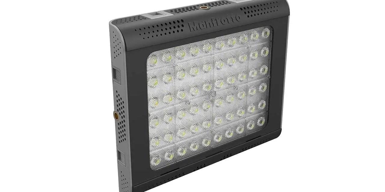 Manfrotto announces next generation Lykos 2.0 LED