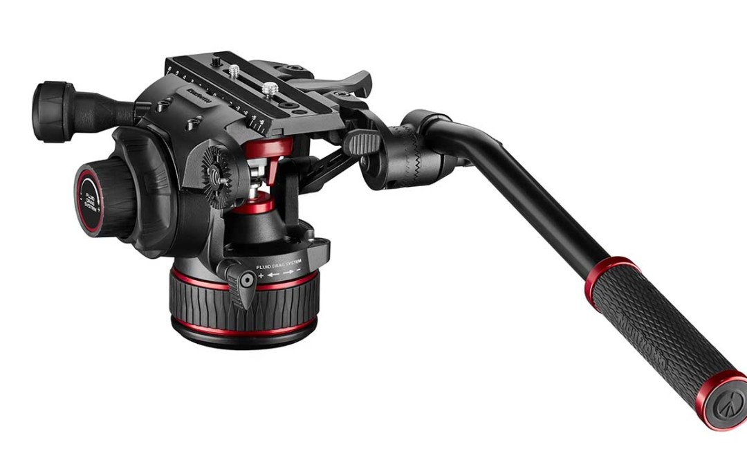 Manfrotto release Nitrotech 608 and 612 next gen video heads