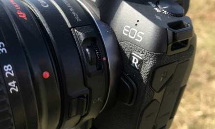 How to set the Canon EOS R slow motion video