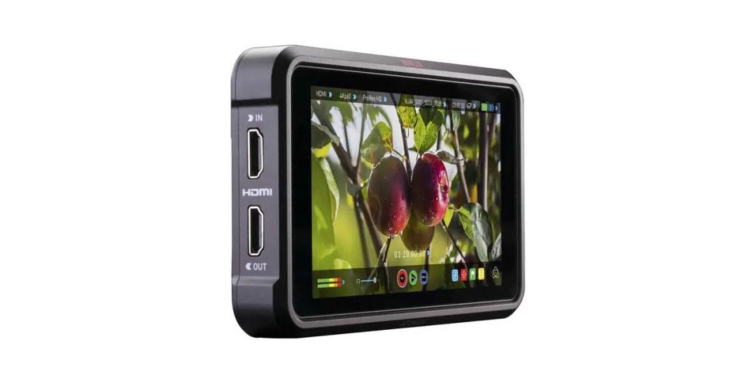 Best external camera monitors and recorders for shooting video: Atomos Ninja V