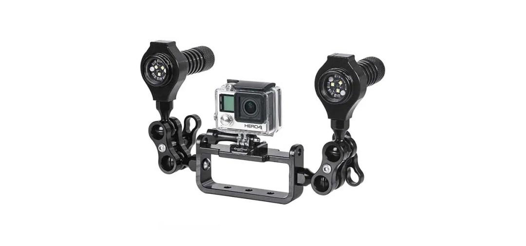 Best GoPro lighting rigs: Light For Me GoPro Video Lighting System