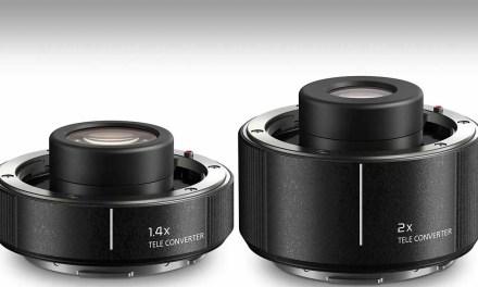 Panasonic 1.4x and 2x teleconverters specs, price availability announced