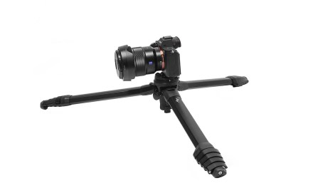 Peak Design launches first tripod, the ultra-compact Travel Tripod