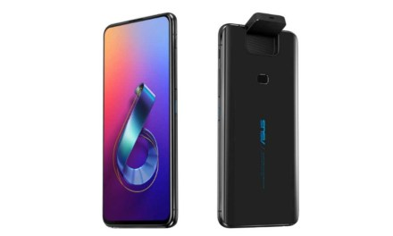 ASUS ZenFone 6 debuts with new 48MP Flip Camera