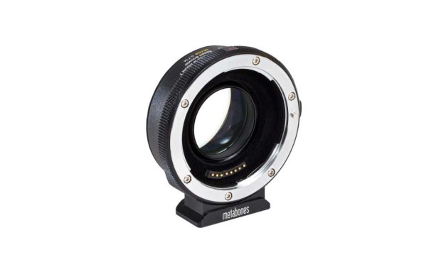 Metabones launches EF to EOS M (EF-EFM Mount) Speed Booster ULTRA 0.71x