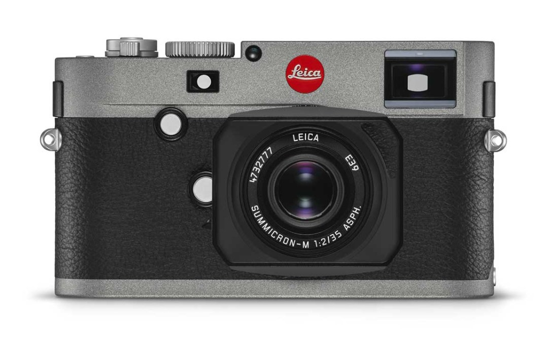 Leica launches M-E (Typ 240)