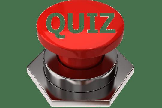 Big red quiz button