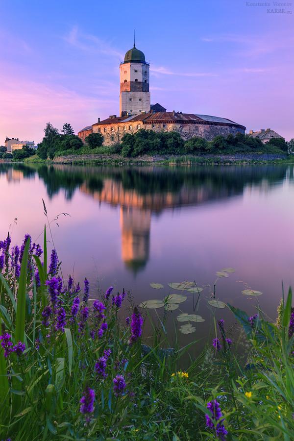 Выборгский замок в России