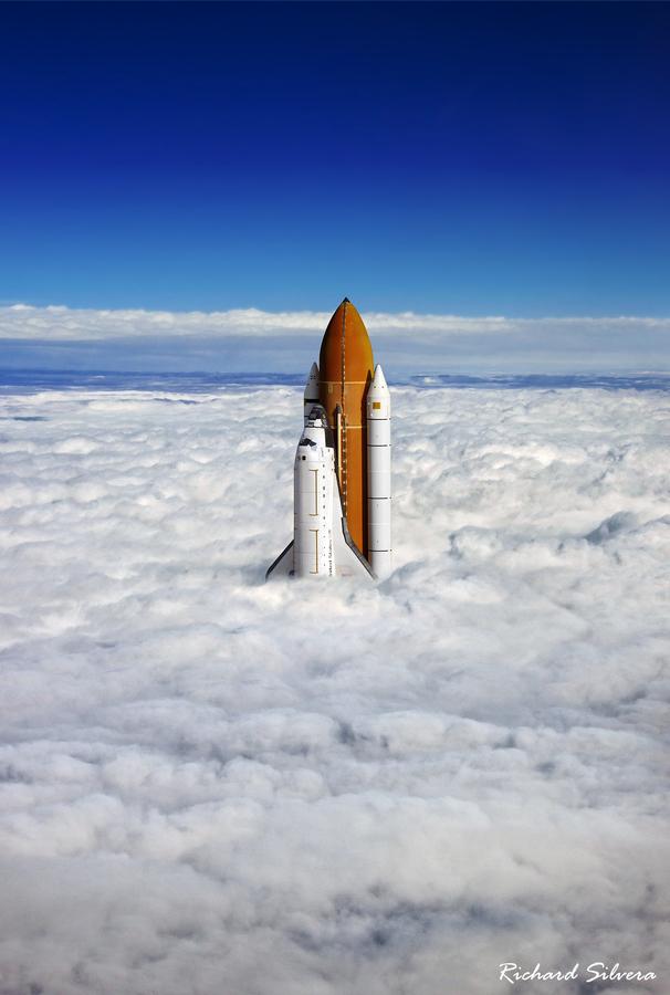 Вдохновение из космоса.