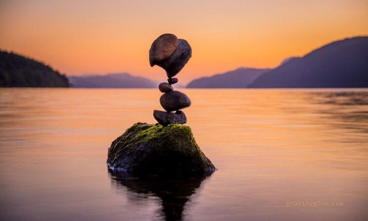 Медитирующие камни Майкла Грэба - 10