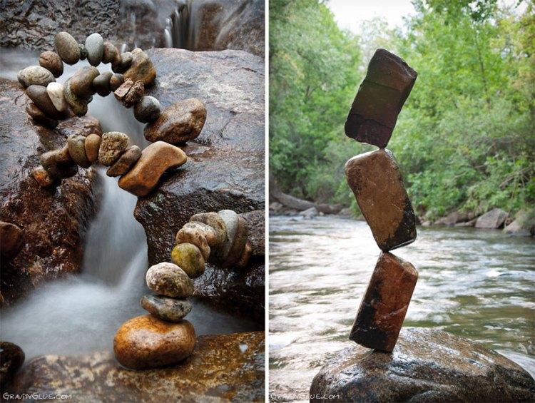 Медитирующие камни Майкла Грэба - 13