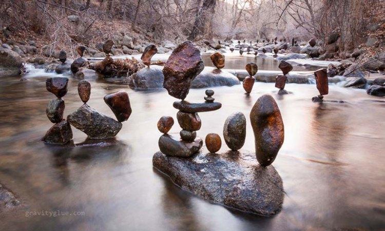 Медитирующие камни Майкла Грэба - 12