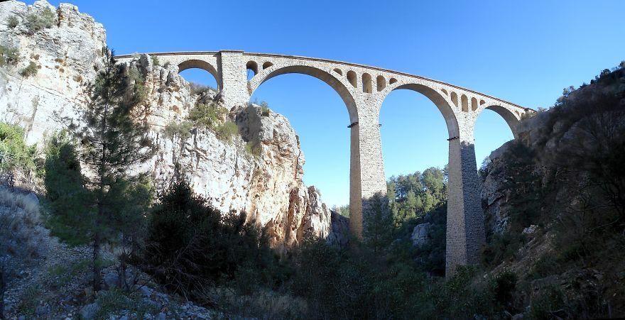 Старинные загадочные мосты со всего мира - 40 фото - 38