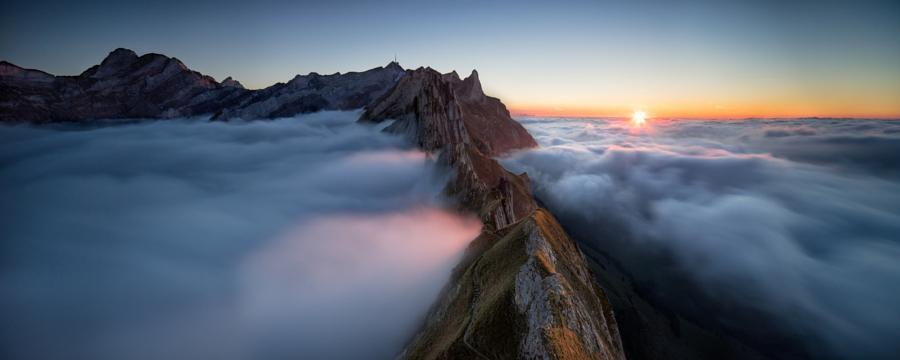 10 самых счастливых стран мира в фотографиях - Швейцария