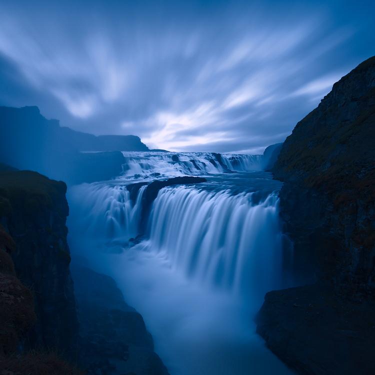 Гюдльфосс («золотой водопад»)