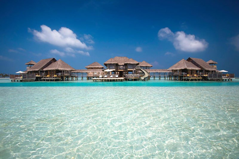 Гили Ланкафуши на Мальдивах - лучший отель 2015 года по версии TripAdvisor (8)