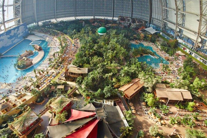 park razvlecheniy Tropicheskie ostrova 4